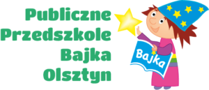 Publiczne przedszkole Bajka Olsztyn - logo